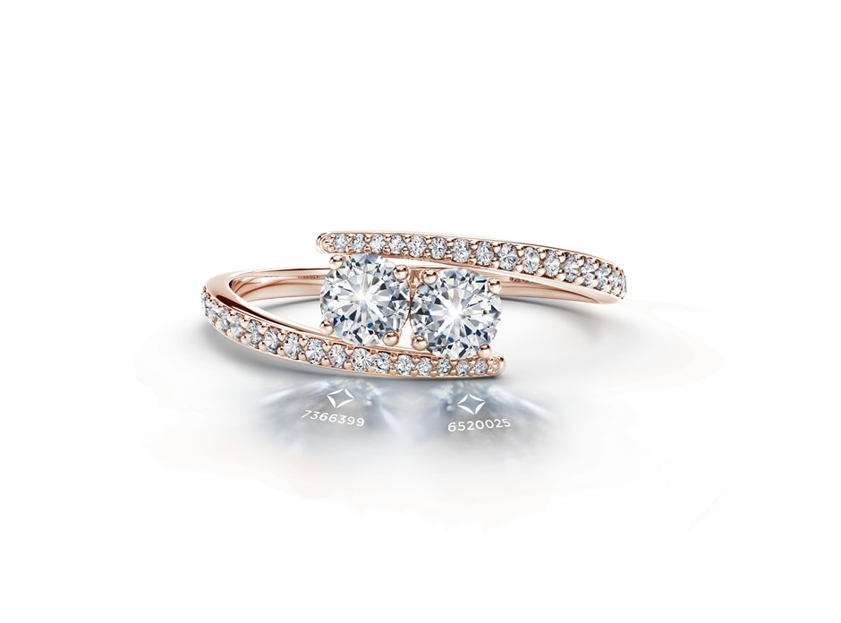 Diamond Nose Pin Amp Earrings Capricci Collection
