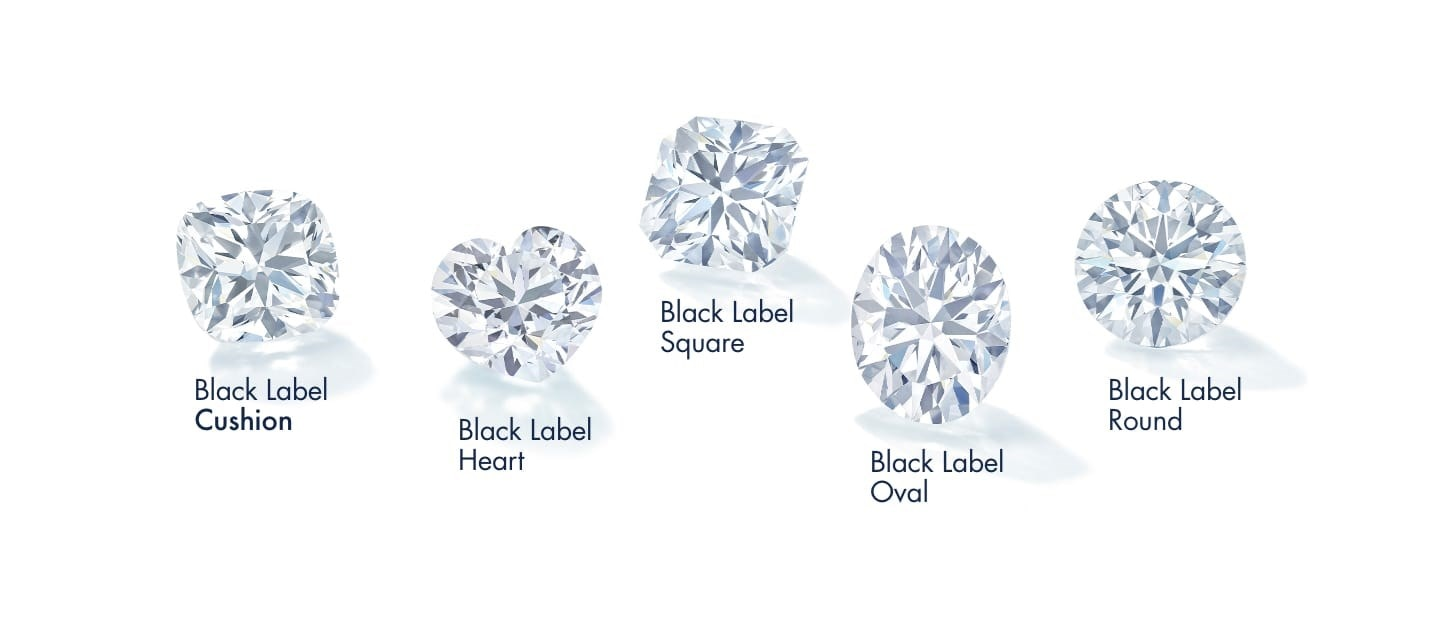 The Black Label Collection | Diamond Jewelry | Forevermark