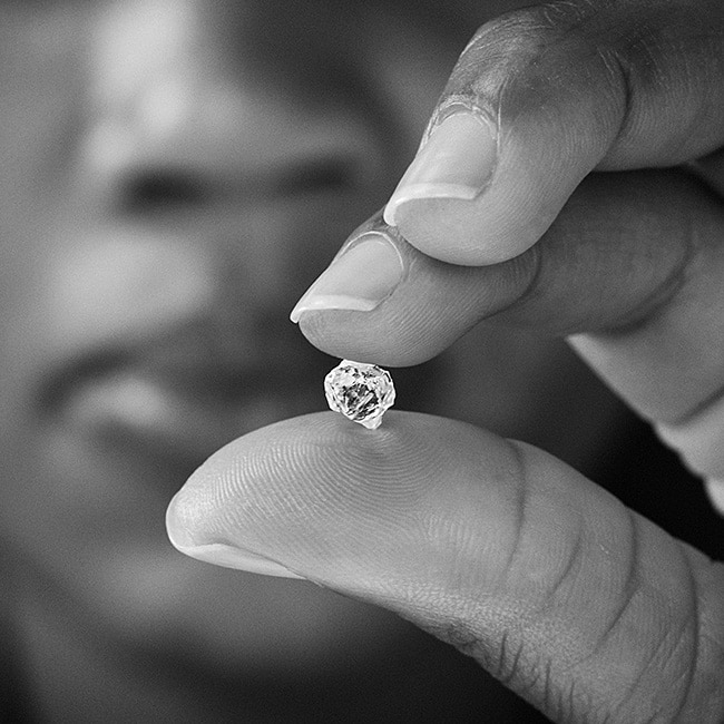 A diamond is forever forevermark sorting malvernweather Image collections