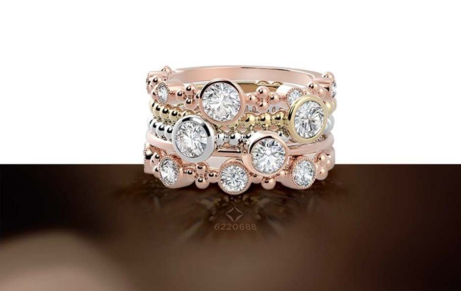the tribute collection diamond jewelry forevermark