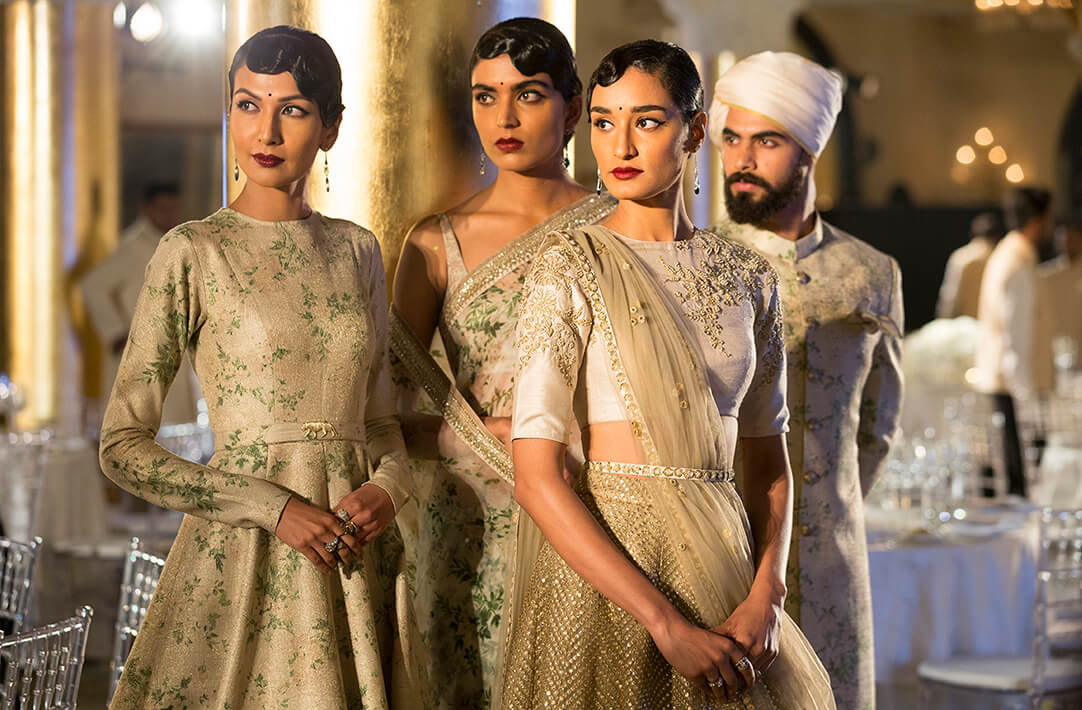 Forevermark Amp Sabyasachi Unveil The Zanyah Collection