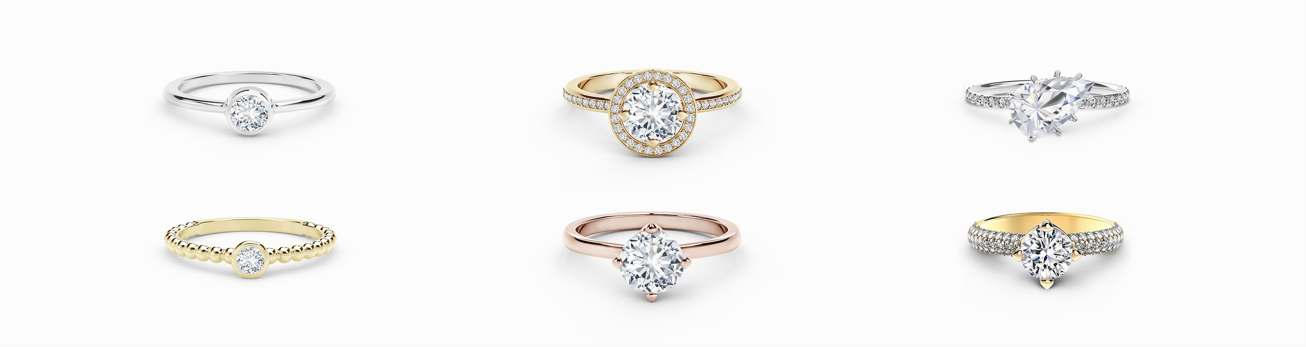 Engagement Ring Styles Diamond Solitaire Rings Forevermark