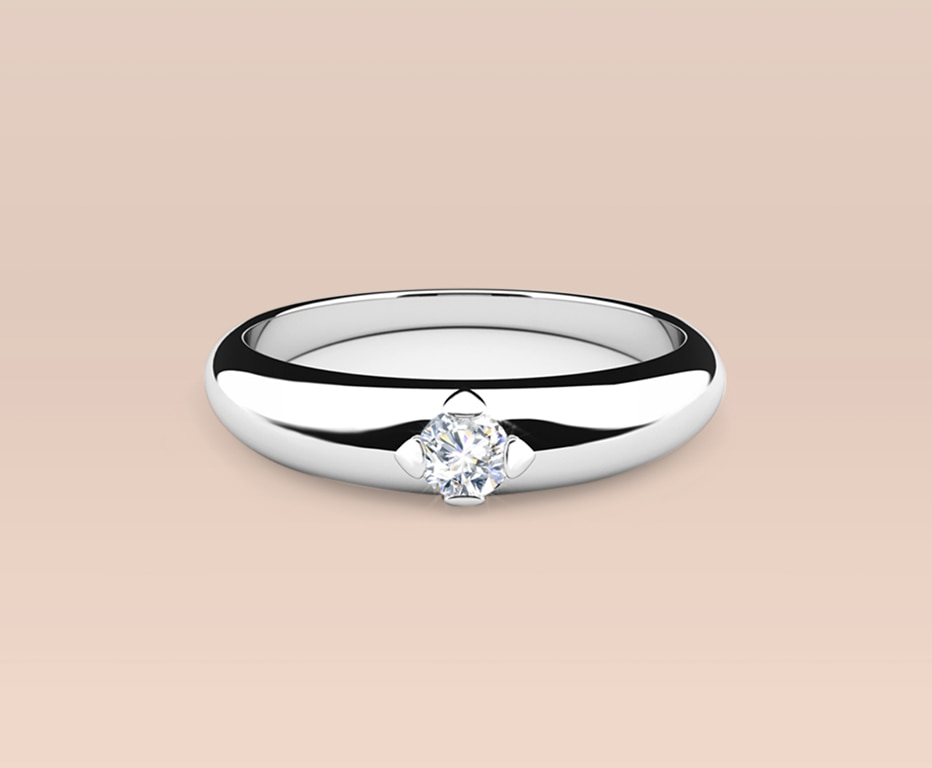 A Guide To Choosing Couple S Rings Forevermark