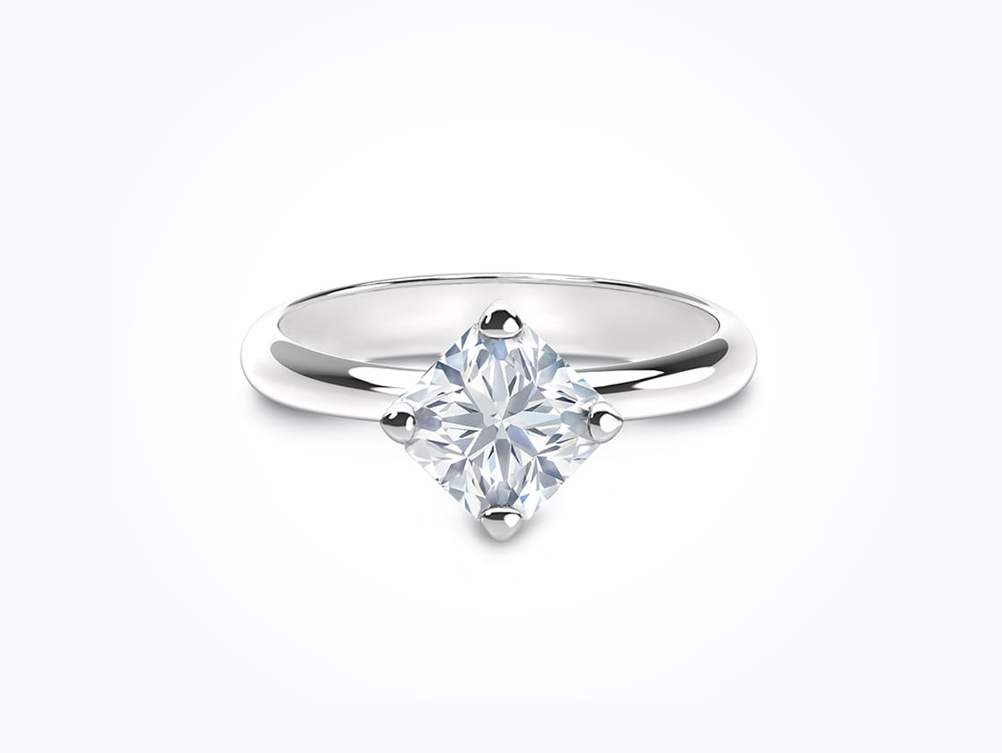 setting set shoulders diamond with engagement centre channel ring jewellery settings claw
