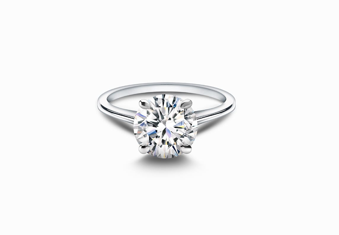 jewellers rings solitaire f marquise hinds gold l certificated diamond shaped white shape engagement cut ring