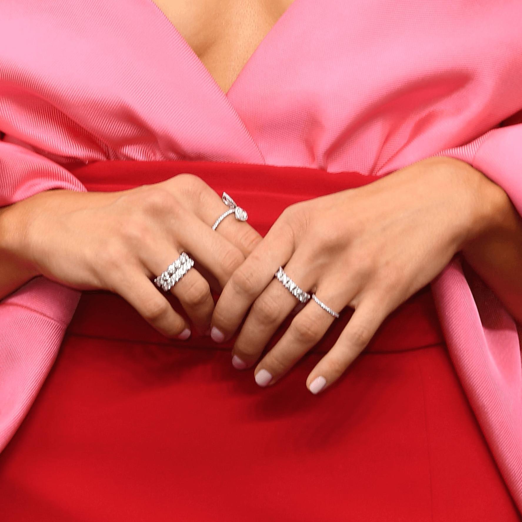 Array - how to wear large diamonds   forevermark  rh   forevermark com