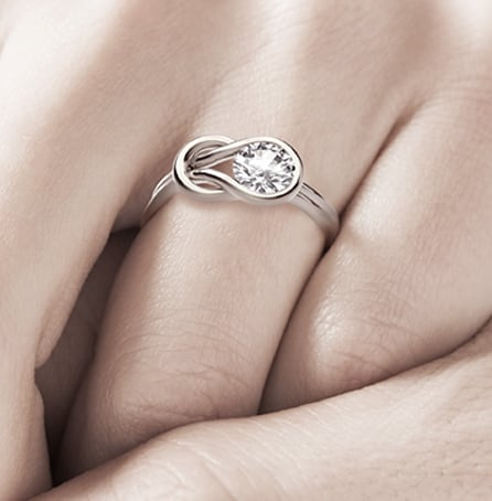 Ring Size Measurement Guide and Chart | Forevermark