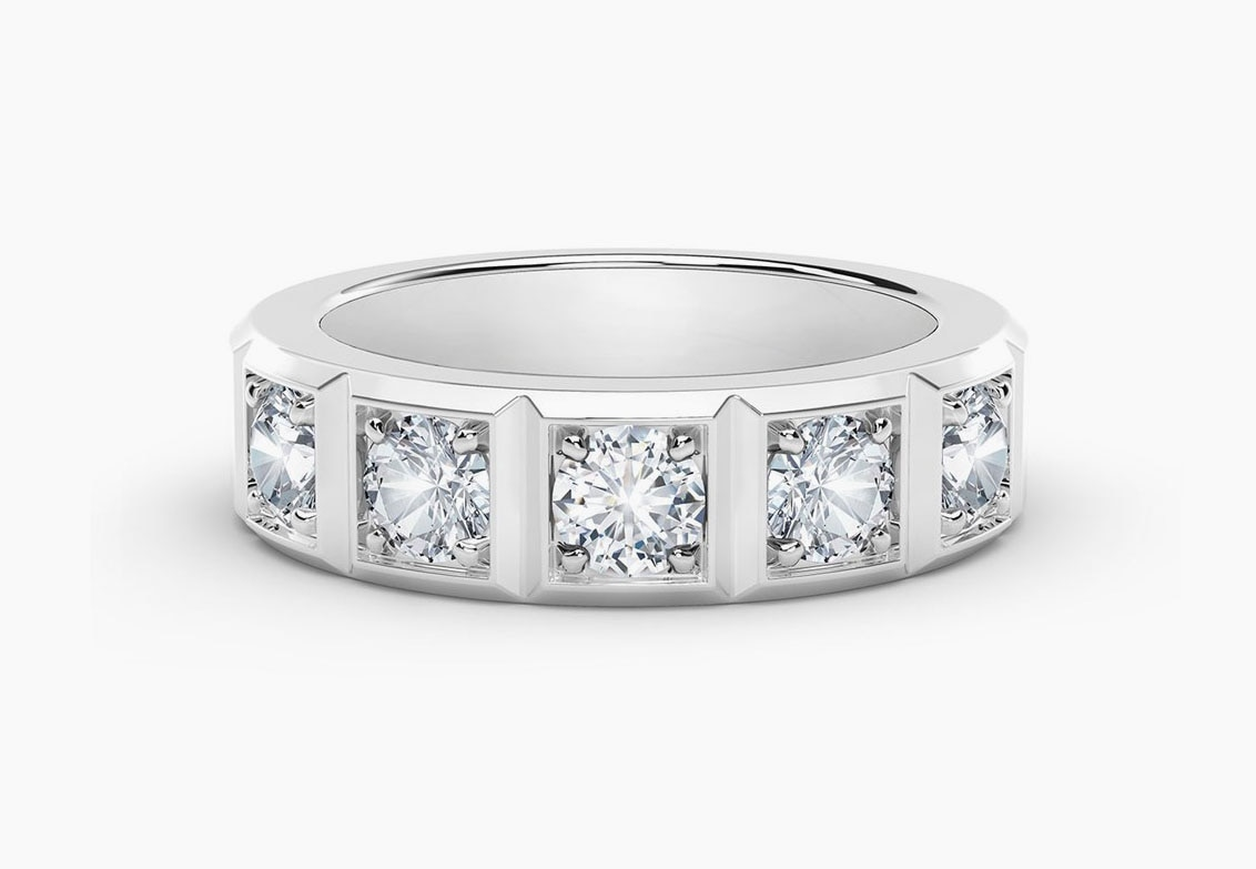 da4f36e4ceaeb How to Stack and Layer Diamond Jewelry   Forevermark