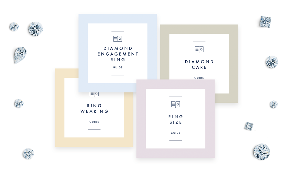 Forevermark Diamond Jewelry Guides