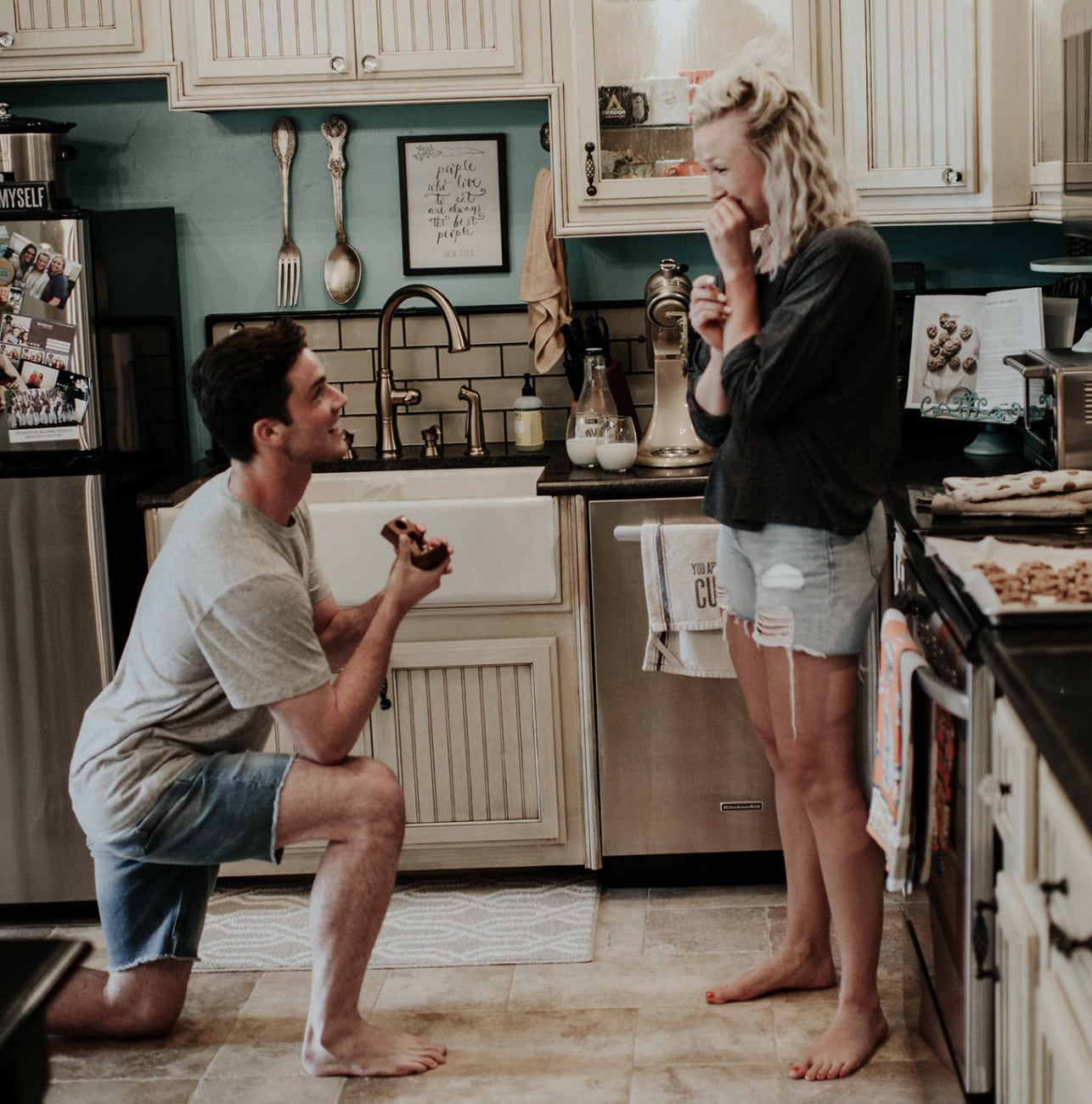 What to Say When Proposing