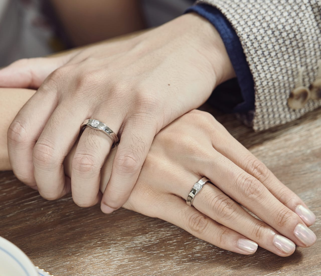 2nd Proposal Engagement Rings