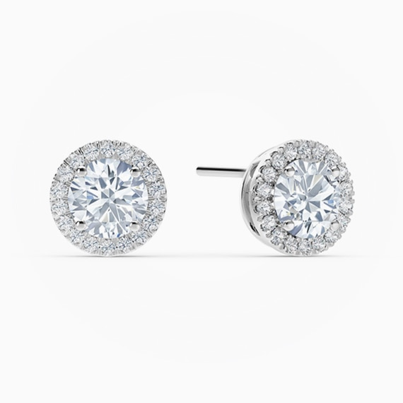 Black Label Center of My Universe® Halo Stud Earrings