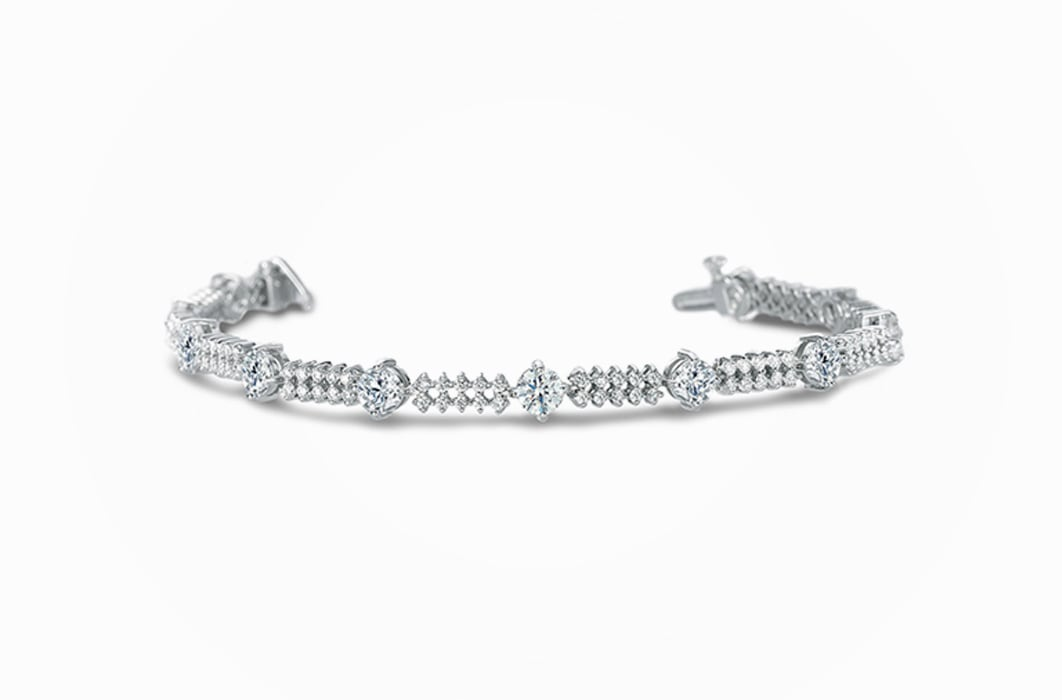 47c24c55a907a Why is it called a tennis bracelet? | Forevermark