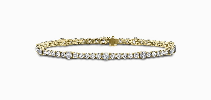105fee21debce Why is it called a tennis bracelet? | Forevermark