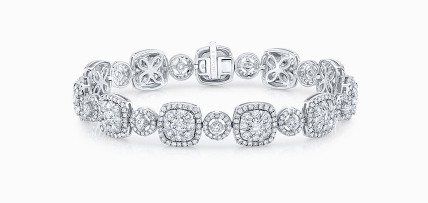 Why is it called a tennis bracelet? | Forevermark
