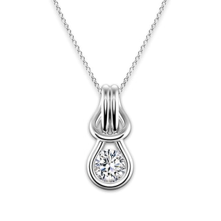 Encordia® Solitaire Pendant