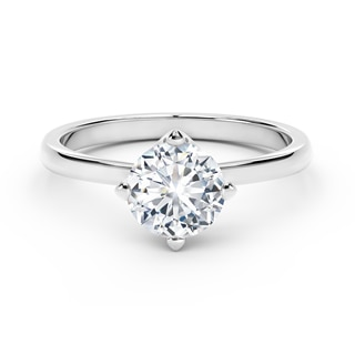 Forevermark Setting® Solitaire Ring