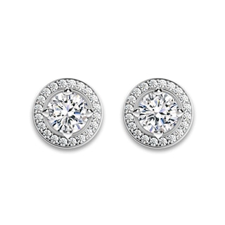 Forevermark Setting® Circlet Stud Earrings