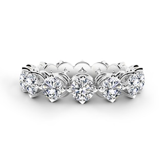 Forevermark Setting® Eternity Ring