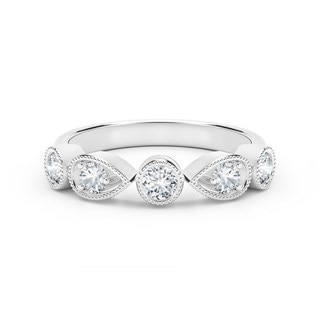 The Forevermark Tribute™ Collection Five Stone Diamond Ring