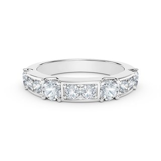 The Forevermark Tribute™ Collection Diamond Row Ring