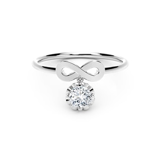 Endlea™ Collection Solitaire Ring