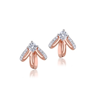 Fiore Prong Setting Earring