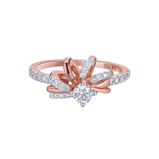 Fiore Prong Setting Ring
