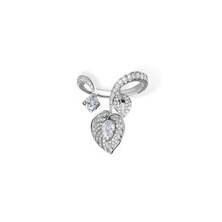 Forevermark Artemis™ collection Open Ring