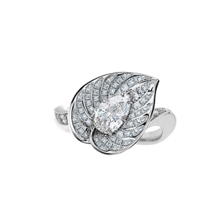 Forevermark Artemis™ collection Pear Ring