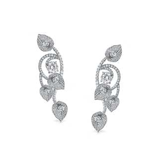 Forevermark Artemis™ collection Long Earrings