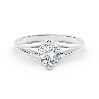 The Forevermark Setting™ Collection Solitaire Ring