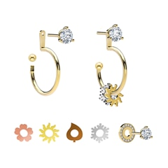 Capricci™ Nose Pin Four Seasons Collection