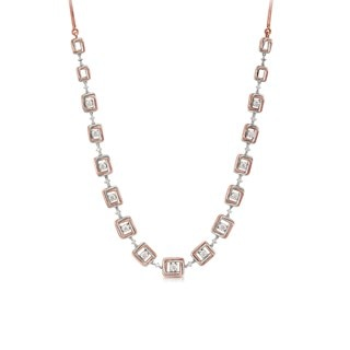 The Forevermark Elements Collection Signature Necklace