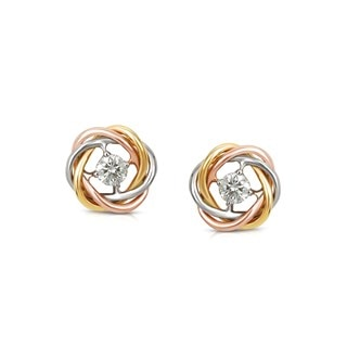 The Forevermark Elements Collection Ear Studs