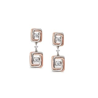 The Forevermark Elements Collection Earrings