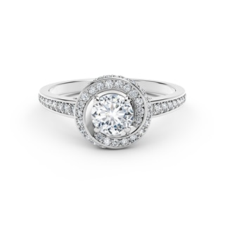 Forevermark Half Carat Diamond Ring