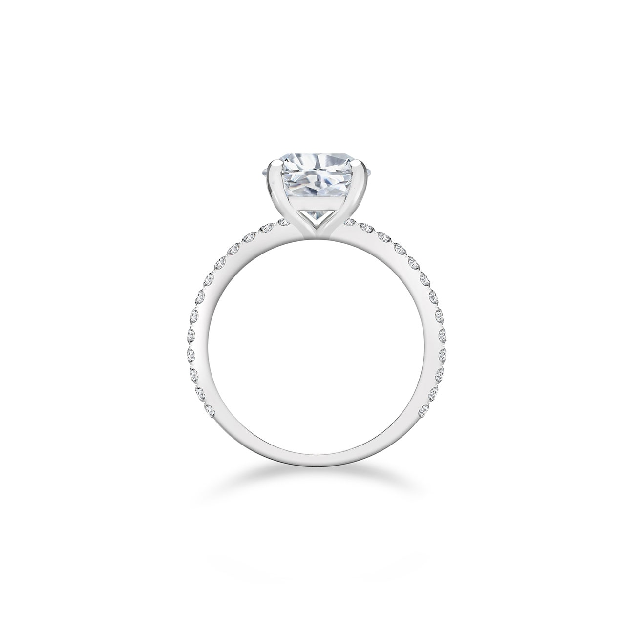 Solitaire Diamond Enga...