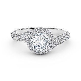 Alexandria Diamond Engagement Ring