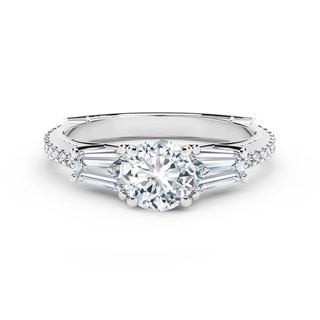Lucille Diamond Engagement Ring