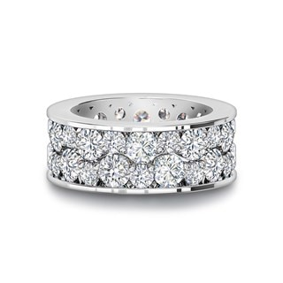 Integre Wedding Band Set