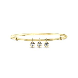 Triple Dangle Bangle