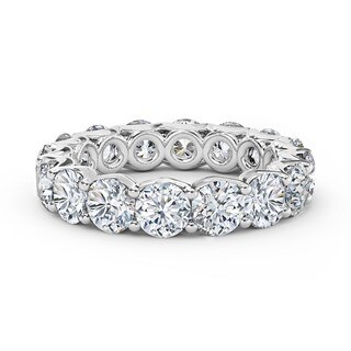 Diamond Lattice Eternity Band