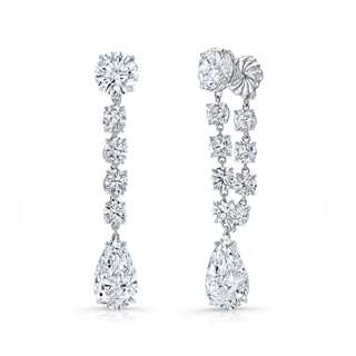 Forevermark x Anita Ko Exceptional Diamond Earrings