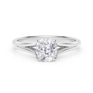 Forevermark Unity™ Cushion Engagement Ring