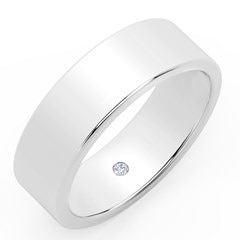 6mm Squared Band
