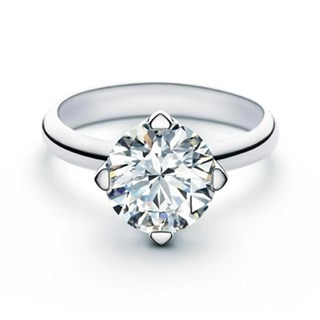 Forevermark Setting™ Diamond Engagement Ring