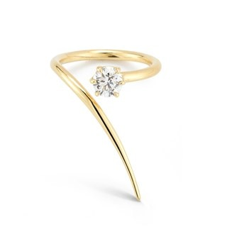 Rae Wrap Diamond Ring