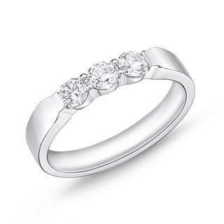 Women S Wedding Bands Diamond Rings Forevermark