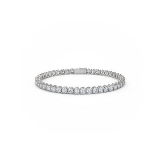 Diamond Lattice Bracelet